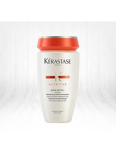 Kerastase Nutritive Irisome Bain Satin 1 Şampuan 250 Ml Renksiz